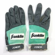 KEN GRIFFEY JR. SIGNED GAME USED WORN SEATTLE MARINERS BATTING GLOVES COA