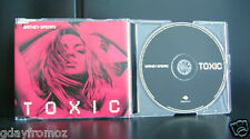 Britney Spears - Toxic 4 Track CD Single