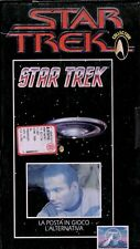 STAR TREK classic collection vhs 42 la posta in gioco-l'alternativa