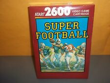 Vintage Atari 2600 SUPER FOOTBALL classic  video game  SEALED  BRAND NEW