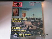 **d 39-45 Magazine n°196 Le Generalfeldmarshall Erich von Lewinski von Manstein