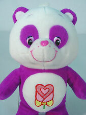"""10"""" inch POLITE PANDA 2005 CARE BEARS COUSINS~ Play Along~PLUSH~ GREAT CONDITION"""