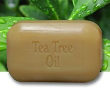 The Soap Works Tea Tree Oil Soap Bar (110 g) all vegetable soap