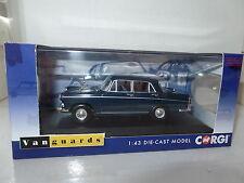 Lledo Corgi Vanguards VA05407 Morris Oxford VI Trafalgar Blue Centenary Club Mod
