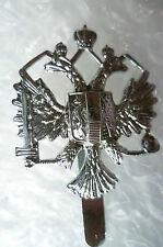 Badge- The Queen's Dragoon Guards Cap Badge