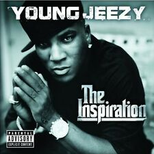 Young Jeezy, DJ Drop/Young Jeezy - Inspiration [New CD] Explicit