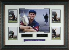 Payne Stewart 1999 US Open Replica Signature Framed Tribute Laser Autographed