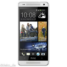 HTC ONE Mini Smartphone LTE 16 GB - glacial silver - in sehr gutem Zustand TOP++