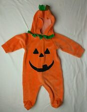 Baby's First Halloween Miniwear One Piece Costume With Hoodie Size 0-3 Months