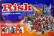Jeu de société Risk - La conquête du monde -  Parker - Coins déchirés