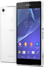 New Original Unlocked Sony Xperia Z2 D6503 16GB Smartphone 20MP Wifi NFC White