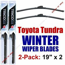 2000-2006 Toyota Tundra WINTER Wipers 2-Pack Premium Beam Snow-Ice-Cold 35190x2