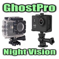 GhostPro Full Spectrum Night Vision Action Cam