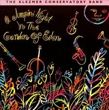 KLEZMER CONSERVATORY BAND - Jumpin Night In The Garden Of Eden CD FREE SHIPPING