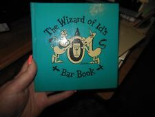 The Wizard of Id's HC Bar Book 1967 1st Edition Brant Parker Cocktail Recipes