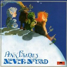 PINK Fairies-NEVER NEVER LAND + 4 bonus (UK) CD