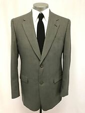 mens gray AUSTIN REED 2pc PANT SUIT jacket two button wool classic 42 L
