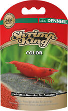 Shrimp King Color Food - for Cherry Crystal Tiger Shrimp colour enhancement