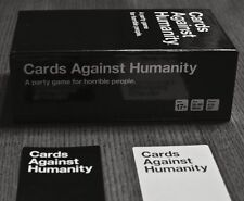 Cards Against Humanity, 550 Card Full Base Set Pack, Party Game, New