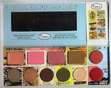 6 TheBalm-In theBalm of Your Hand® Holiday Face Palettes-Brand New-SEXY! Vol 1