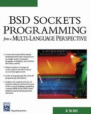 BSD Sockets Programming from a Multi-Language Perspective Programming Series