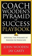Coach Wooden`s Pyramid of Success Playbook by John Wooden, (Mass Market Paperbac