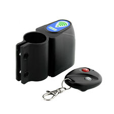 Lock Bicycles Bike Security Wireless Remote Control Vibration Alarm Super