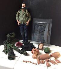 """Hot Toys 1/6 Figure """" Last Of Us"""" Joel & Ellie Custom"""
