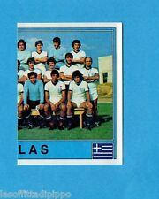 EUROPA 80-PANINI-Figurina n.98- GRECIA - SQUADRA/TEAM right - Recuperata