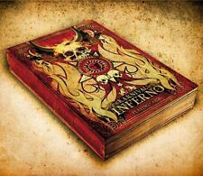 Karnival Inferno Deck Bicycle Playing Cards by Big Blind Media-Ltd Ed Sam Hayles