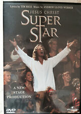 JESUS CHRIST SUPERSTAR RIK MAYALL CARTER TIM RICE ANDREW LLOYD WEBBER DVD NEW