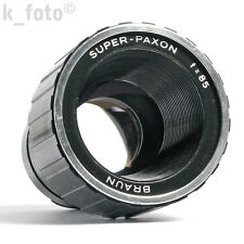 Braun Super-Paxon 85mm * Projektionsobjektiv * projection lens
