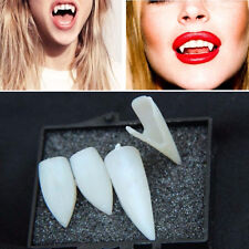 4PCS Halloween Vampire Fangs Werewolf Teeth for Fancy Dress Costume Accessory