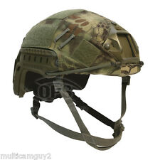 OPS/UR-TACTICAL HELMET COVER FOR OPS-CORE FAST HELMET IN KRYPTEK-MANDRAKE -M/L