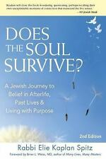 Does the Soul Survive? : A Jewish Journey to Belief in Afterlife, Past Lives...