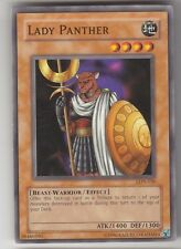 YU-GI-OH Lady Panther Common englisch LON-030
