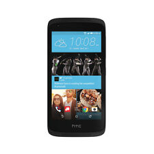 Unlocked HTC 526 Desire 8GB WiFi Android 4G LTE Stealth Black Smartphone