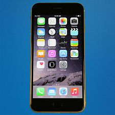 Good - Apple iPhone 6 16GB Space Gray (AT&T) Smartphone - SEE INFO - Free Ship