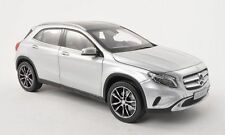 NOREV 2014 MERCEDES BENZ GLA SILVER (DEALER) 1:18 NEW ITEM!