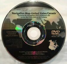 11.3 UPDATE 07 08 CADILLAC ESCALADE EXT ESV EQUINOX SPORT NAVIGATION DISC DVD