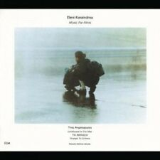 ELENI KARAINDROU - MUSIC FOR FILMS BY THEO ANGELOPOULOS  CD JAZZ SOUNDTRACK NEU