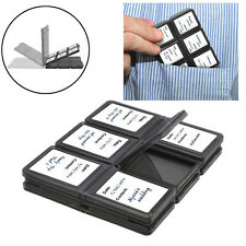 12-Slot Foldable Memory Card Case For Canon Powershot ELPH 350 170 160