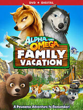 Alpha and Omega: Family Vacation (DVD, 2015)
