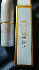 MAC Lipstick COSMETICS LIMITED EDITION CINDERELLA free as a butterfly lipstick