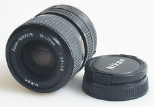 NIKON 35-70MM F/3.5-4.8 NIKKOR LENS WITH FRONT AND REAR CAPS