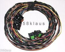 VW Polo 9N3 Sitzheizung Sitze SH Kabelsatz Kabelbaum Set cable harness ab 2005