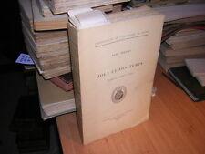 1961.Zola et son temps / Ternois.Belles lettres.bon ex