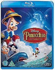 Pinocchio (Blu-ray, 2012)new/sealed,free postage uk