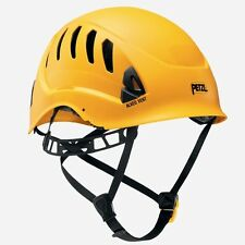 HELMET FOR INDUSTRY CASCO ALVEO VENT GIALLO PETZL
