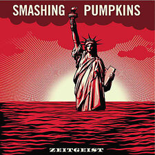 Zeitgeist by The Smashing Pumpkins CD 2007 Reprise) mint promo Billy Corgan